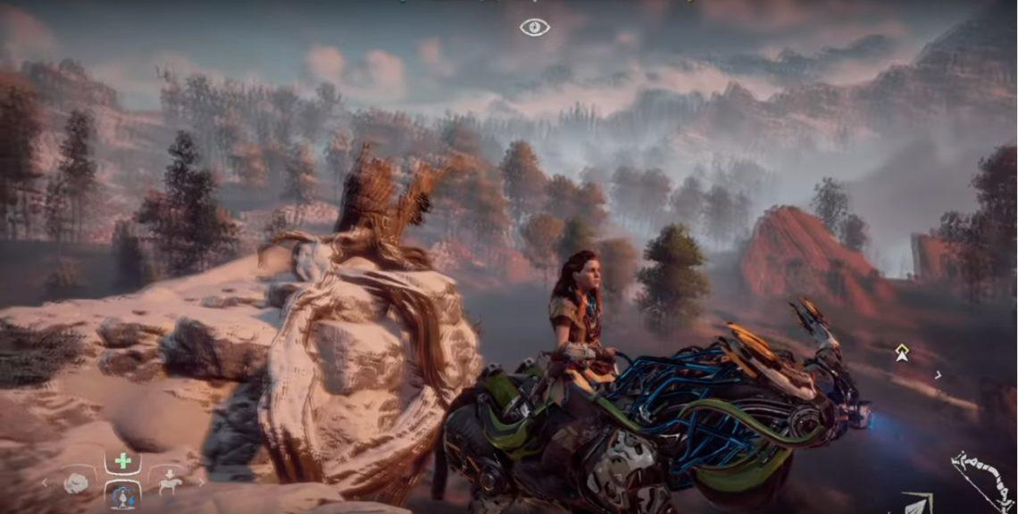 Horizon Zero Dawn обзор игры
