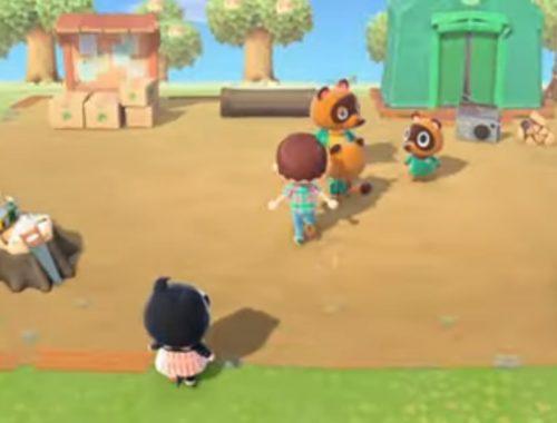 Animal Crossing – New Horizons (SWITCH)