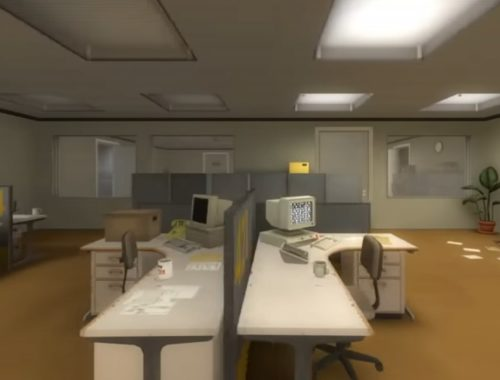 The Stanley Parable обзор игры