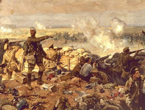 1 и 2 мировая война