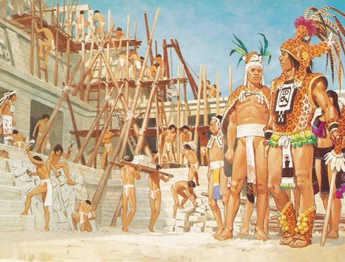 Древняя история Америки