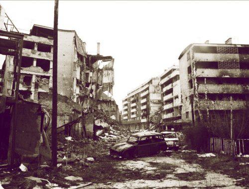 Распад Югославии