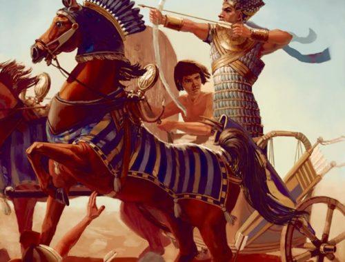 Войны хеттов с Египтом