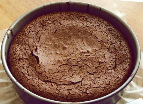 Диетический низкокалорийный торт