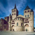 Архитектура западного средневековья