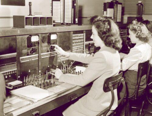 История коммуникации