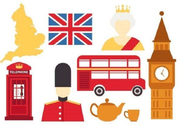 Символы Великобритании