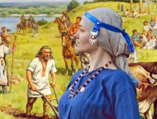 Балты и славяне на территории Беларуси