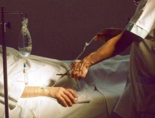 Проблемы эвтаназии