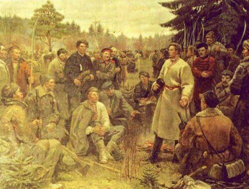 Восстание 1863-1864 в Беларуси