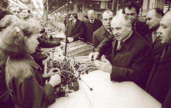 Попытки реформирования СССР