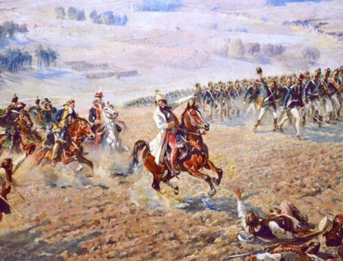 Восстание Тадеуша Костюшко