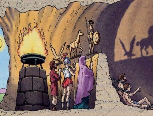 Миф о пещере Платона